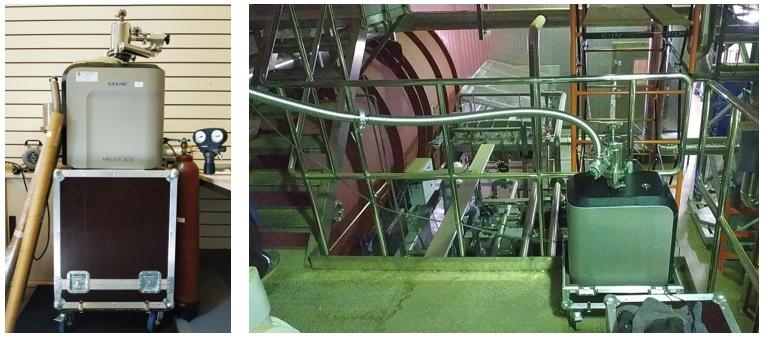 Спецификация стенда контроля герметичности РМКГ-ПИ