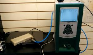 Nolek PressurizeIT S9 - это прибор для проверки герметичности изделий на конвейере