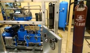 Испытания герметичность масс-спектрометрическим методом