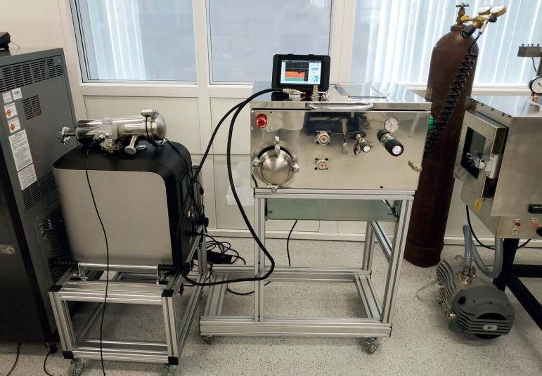 Как создать лабораторию контроля герметичности