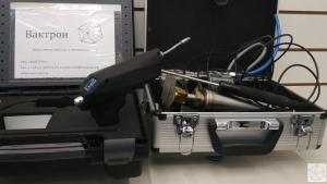 Портативный гелиевый течеискатель Х1